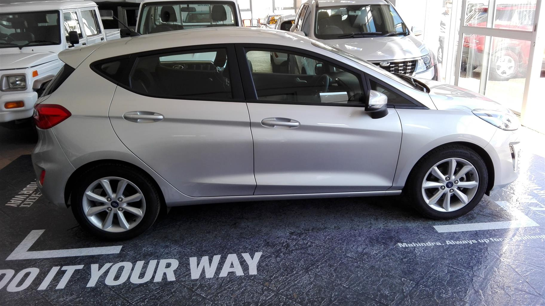 2018 Ford Fiesta 5 door 1.0T Trend