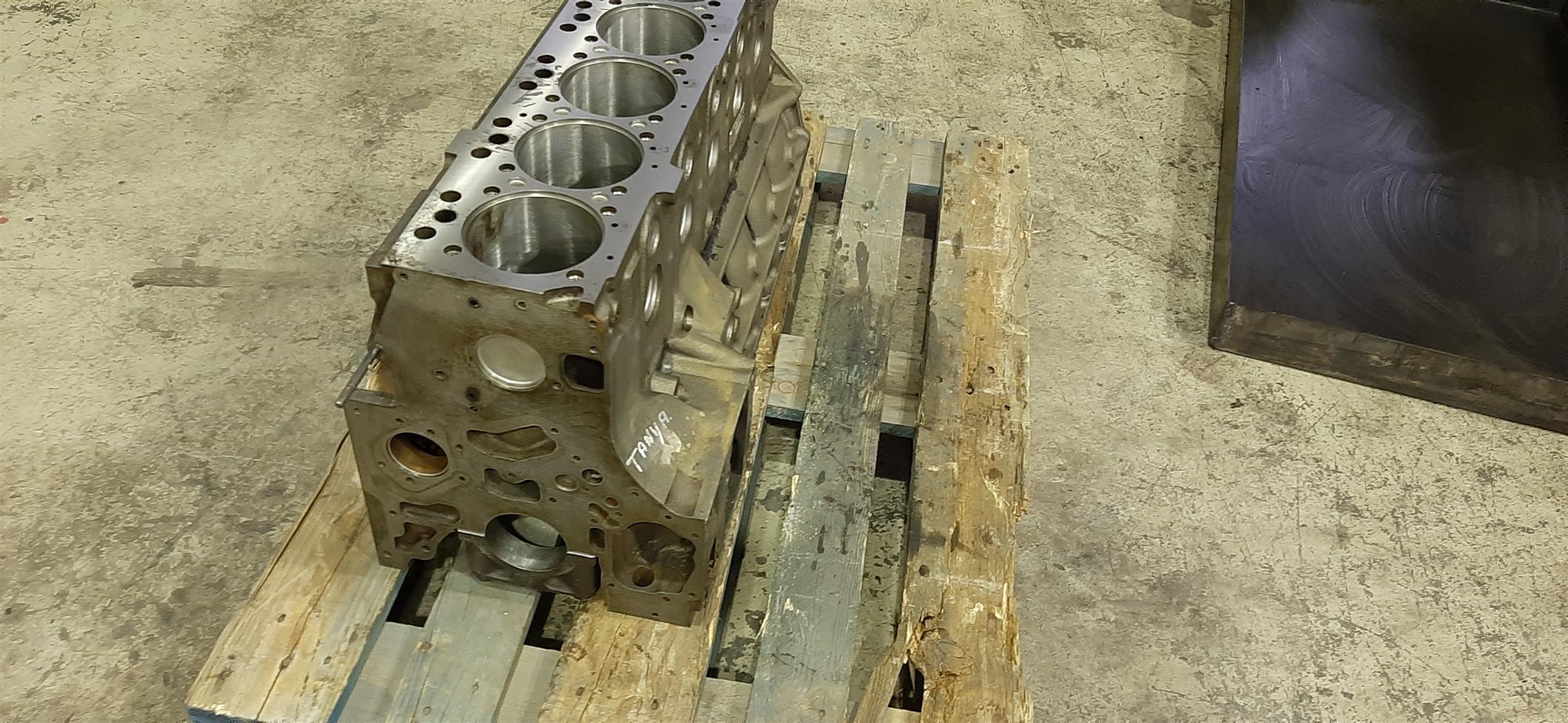 MAN D0836 LFL08 Engine Block for sale!