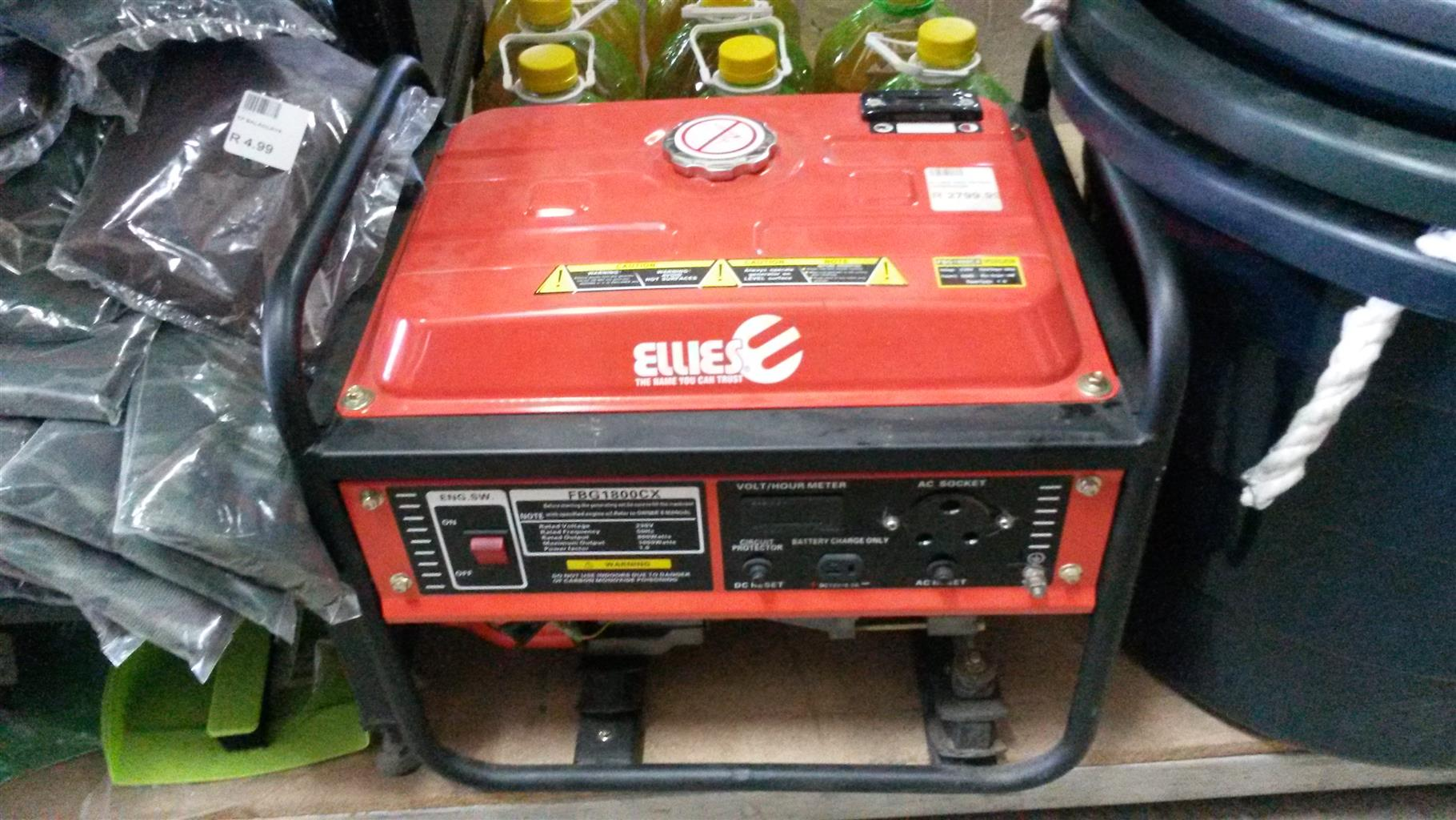Generator (Petrol) ELLIES 1KW