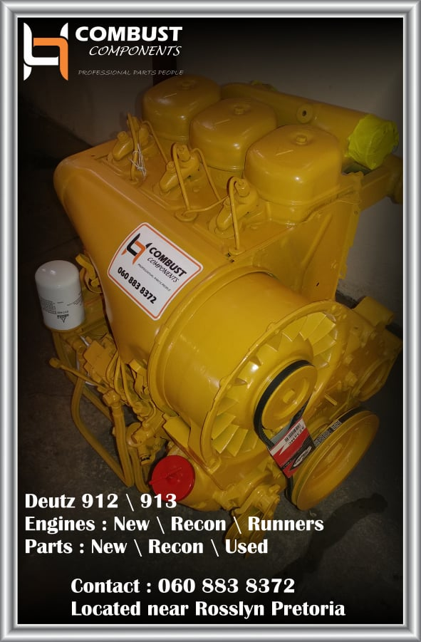 Deutz & Kirloskar engines