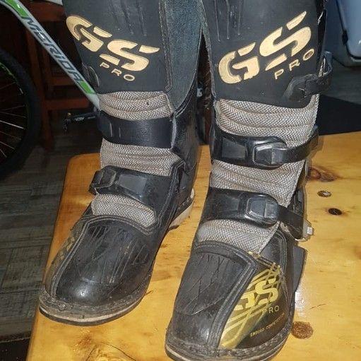 BMW Biker boots