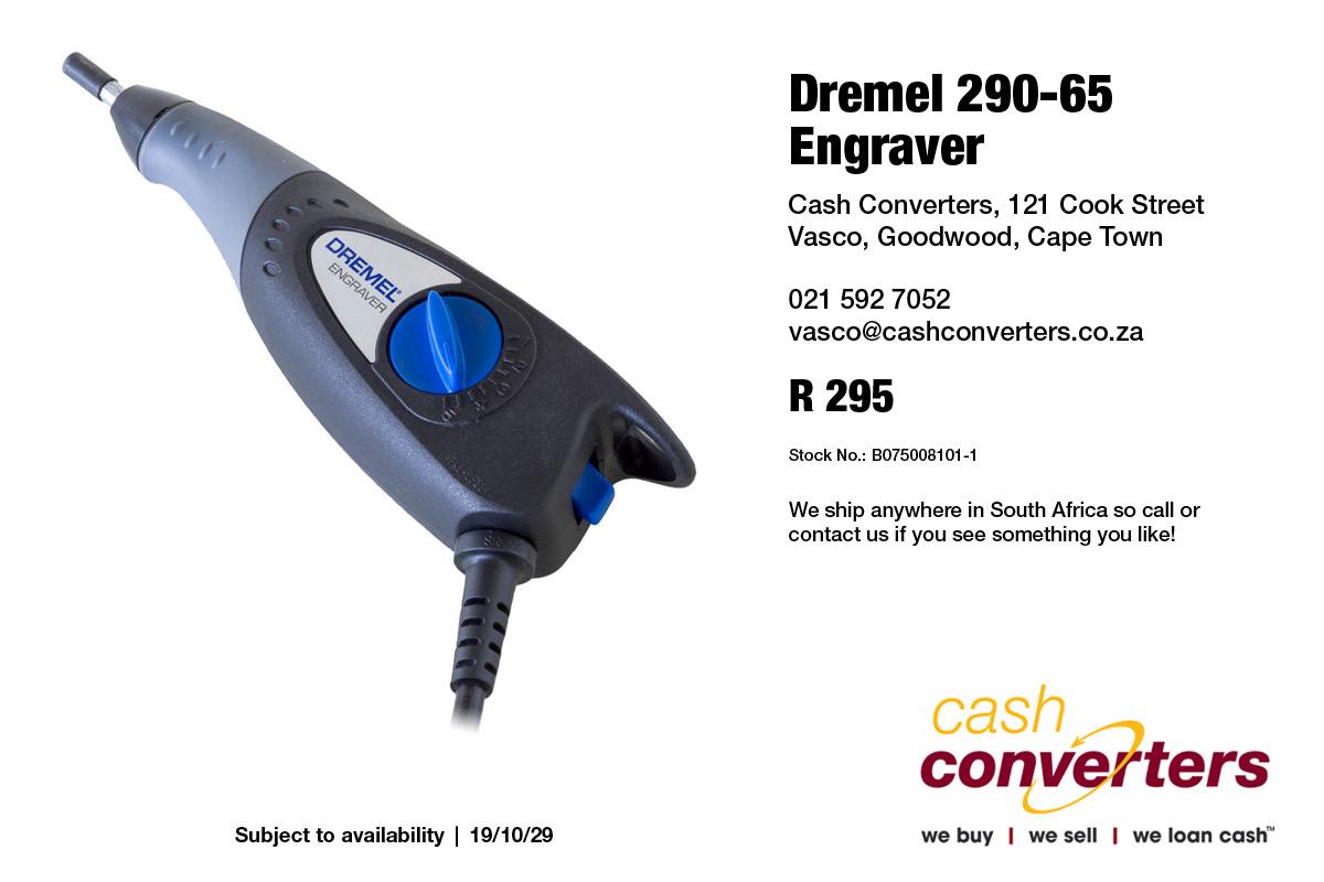 Dremel 290-65 Engraver
