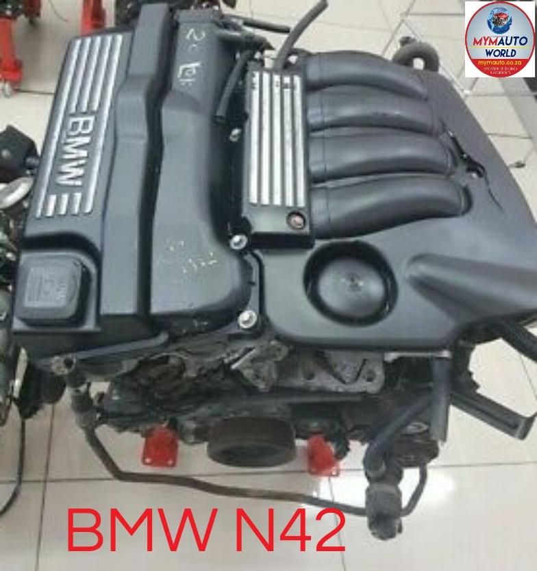 Imported used 01-04 BMW E46/E90 DOHC 16V BMW N42 engine