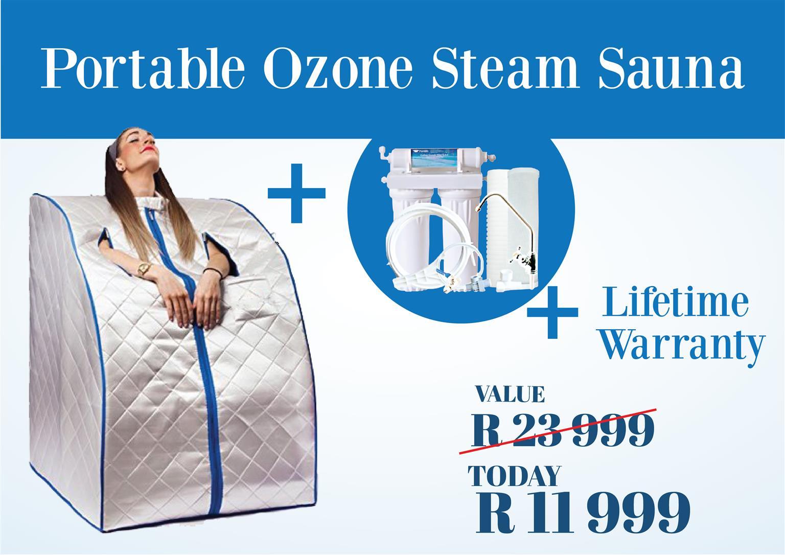 Ozone Sauna