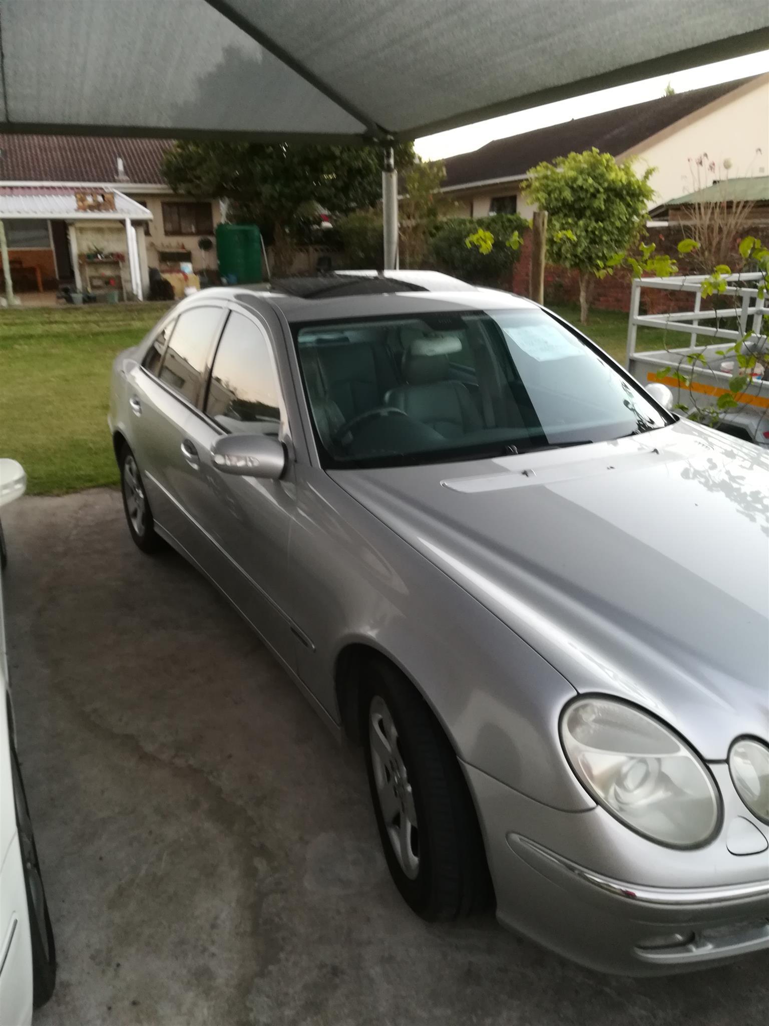 Mercedes E240 2005