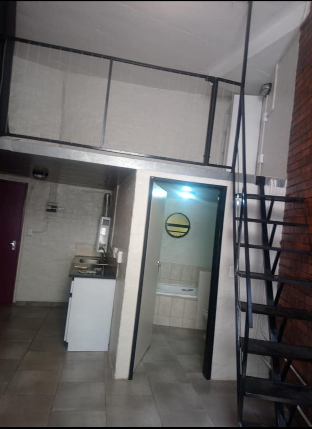 1 Bed Loft Apartment Near Ghandi Square Johannesburg Central