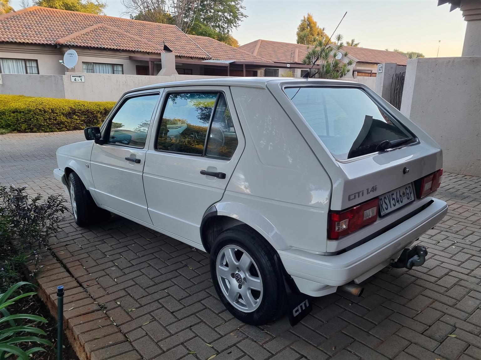 2004 VW Citi 1.4i Golf For Sale!