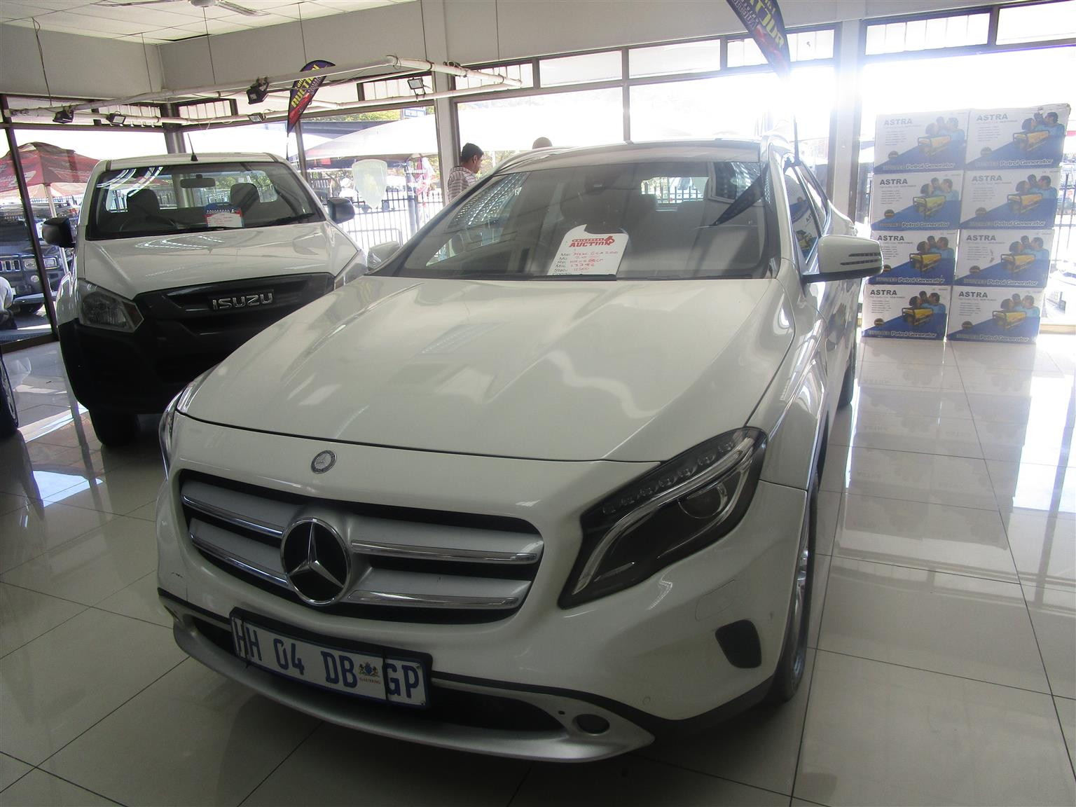 2016 Mercedes Benz GLA 200