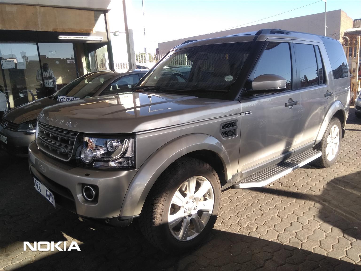 Land Rover Discovery 3.0 V6