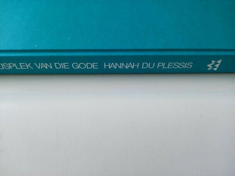 Rusplek Van Die Gode - Hannah Du Plessis.