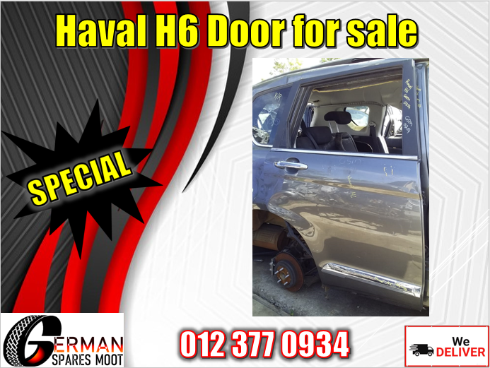 Haval H6 door for sale-New & Used spare parts