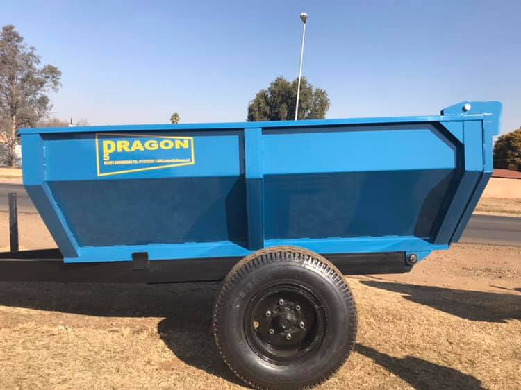 DRAGON TIP TRAILERS 3 TON ON SPECIAL