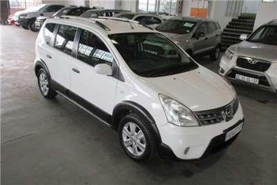 2010 Nissan Livina X Gear 1.6 Acenta+