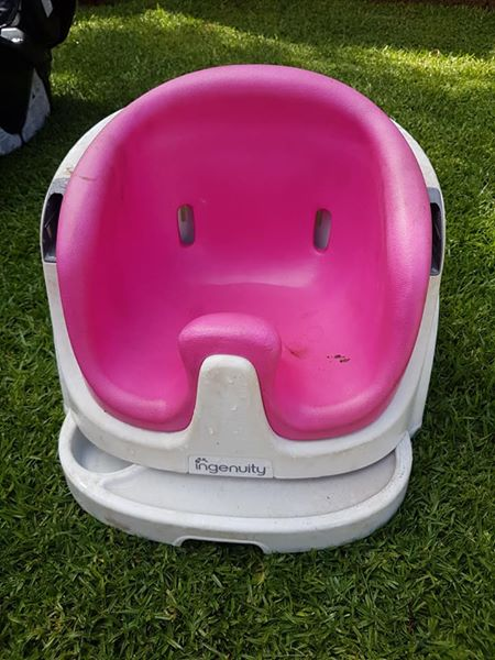 Pink Bumbo Seat Other