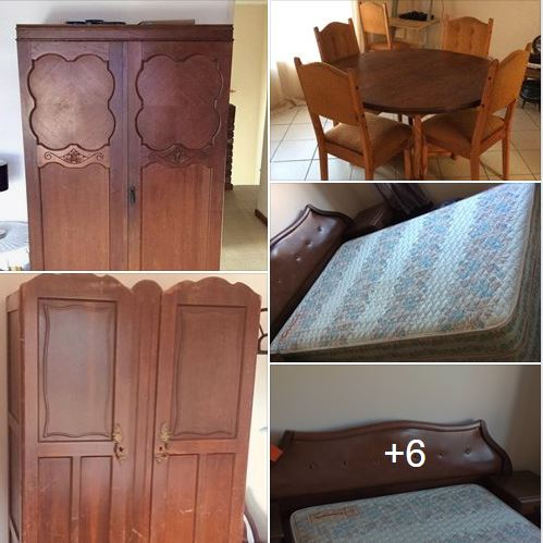 Household furniture for sale. Must go this week