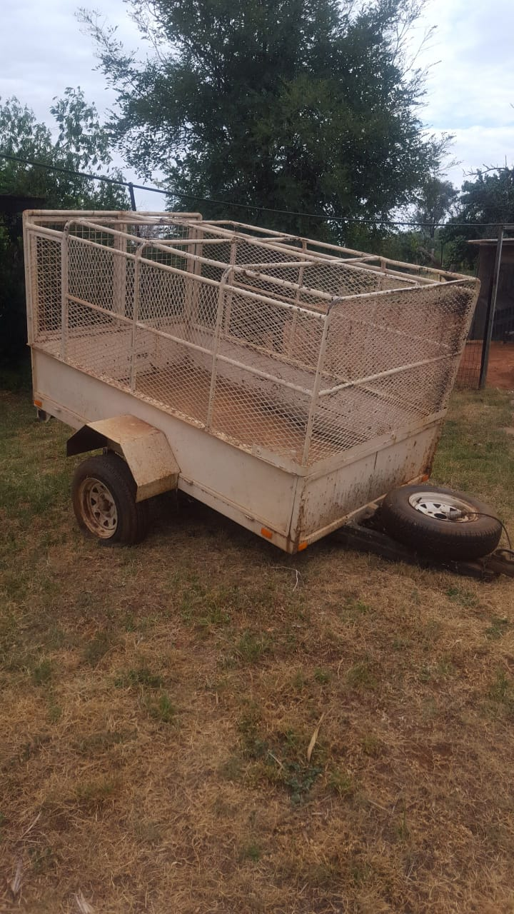 Live stock trailer for Sale