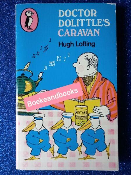 Caravan - Hugh Lofting - Doctor Dolittle's - Doctor Dolittle #6.