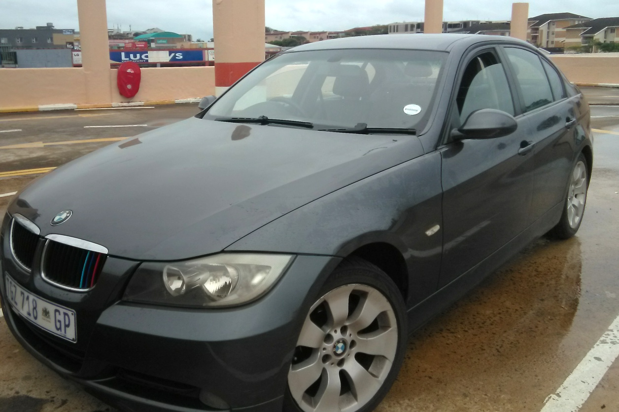 BMW 3 Series 320d Dynamic Edition