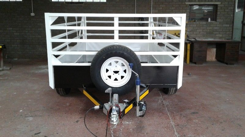 3m double axle Utility trailers for sale