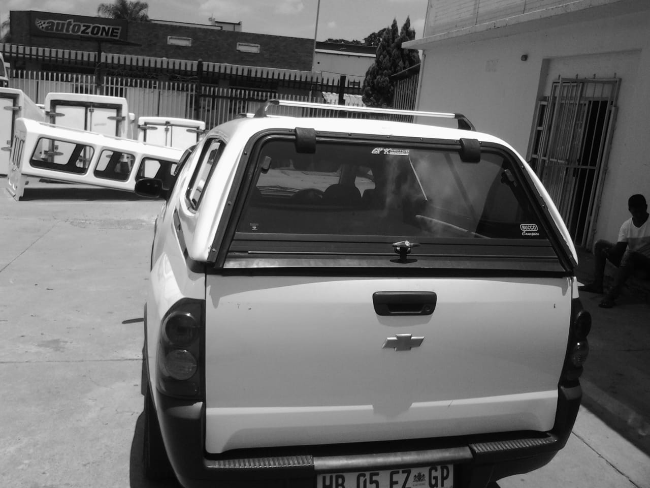 CORSA UTILITY 2003 - 2011 BUCCO LOW - LINER CANOPY BAKKIE FOR SALE!!