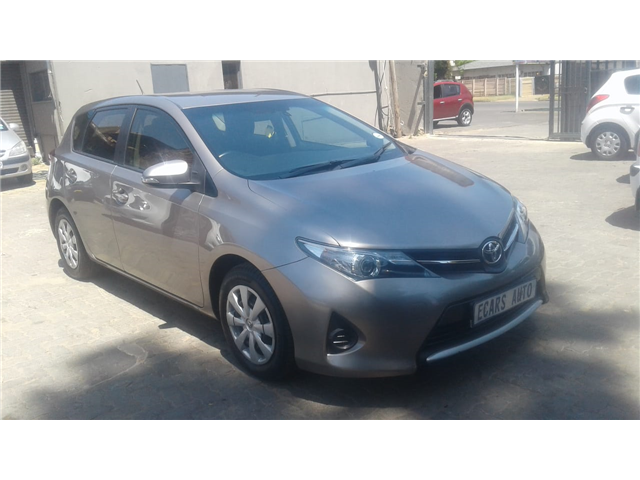 Priority Used Cars >> 2013 Toyota Auris 1 3 X Junk Mail