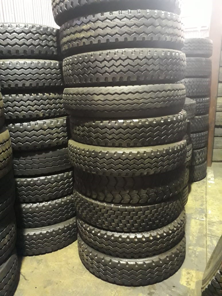 2019 Tyres Smooth Treads