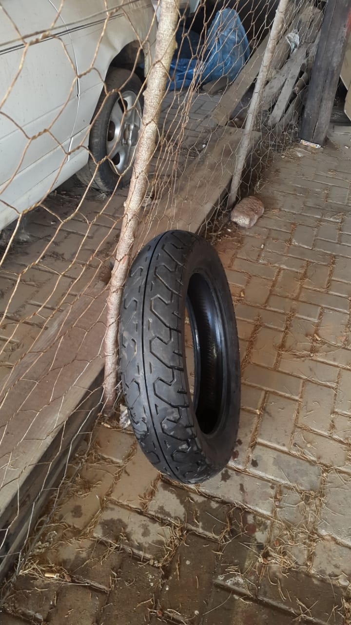 130/90/16 Bridgestone tyre for sale