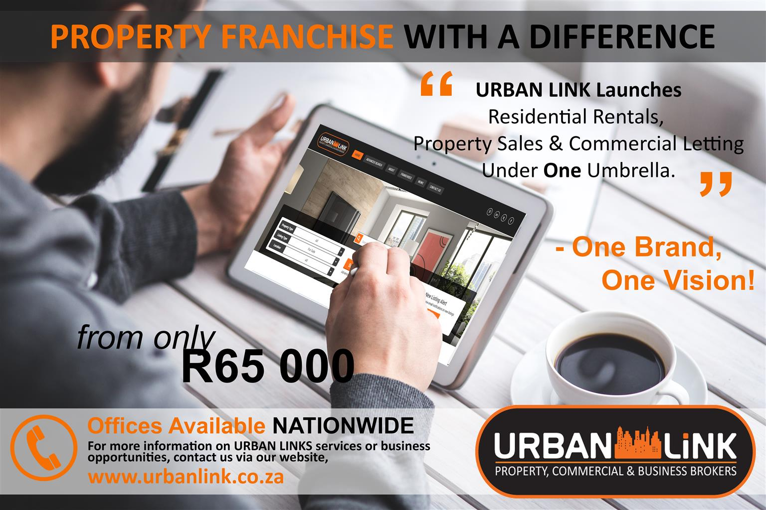Own a successful property franchise