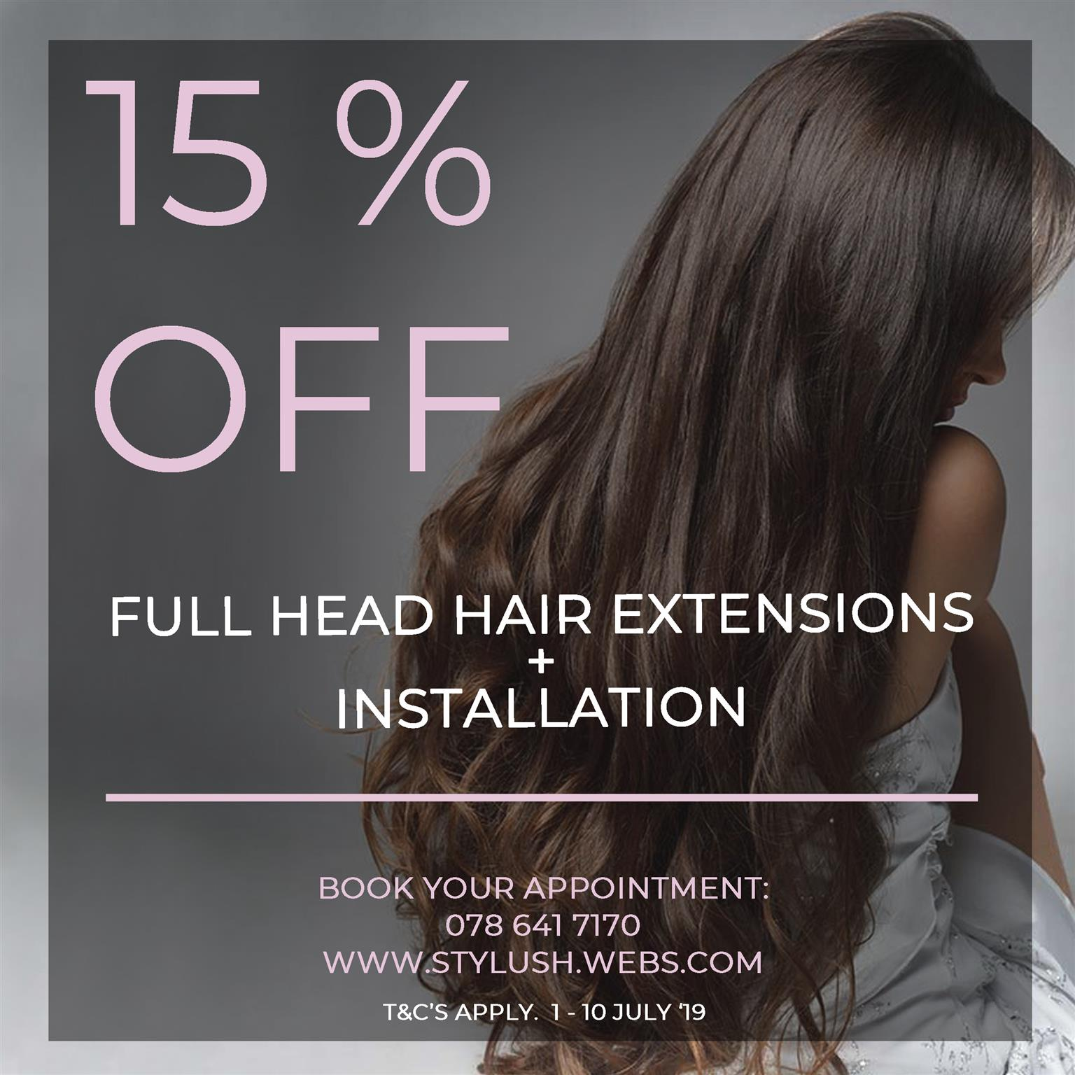 Hair Extensions Products & Services