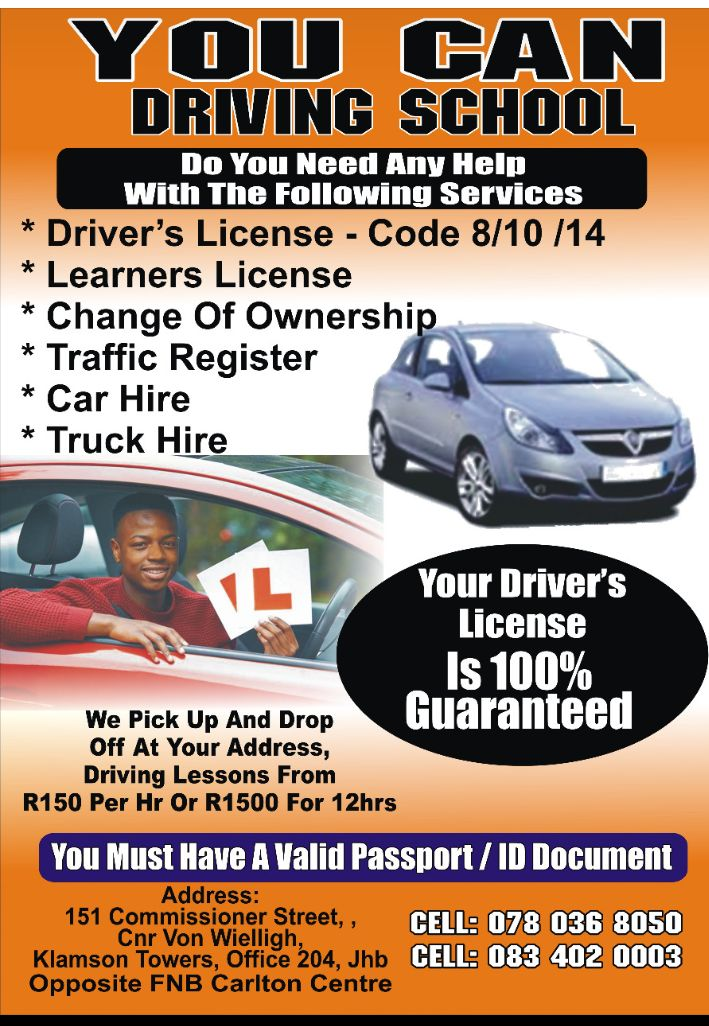 You Can Driving School