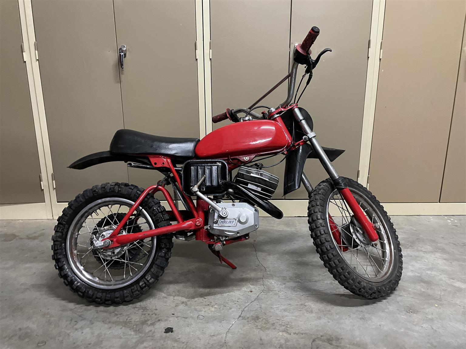Mini bike 50cc iteljet