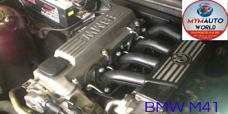 IMPORTED USED BMW E36 318 1.7L TDS M41 ENGINE FOR SALE AT MYM AUTOWORLD