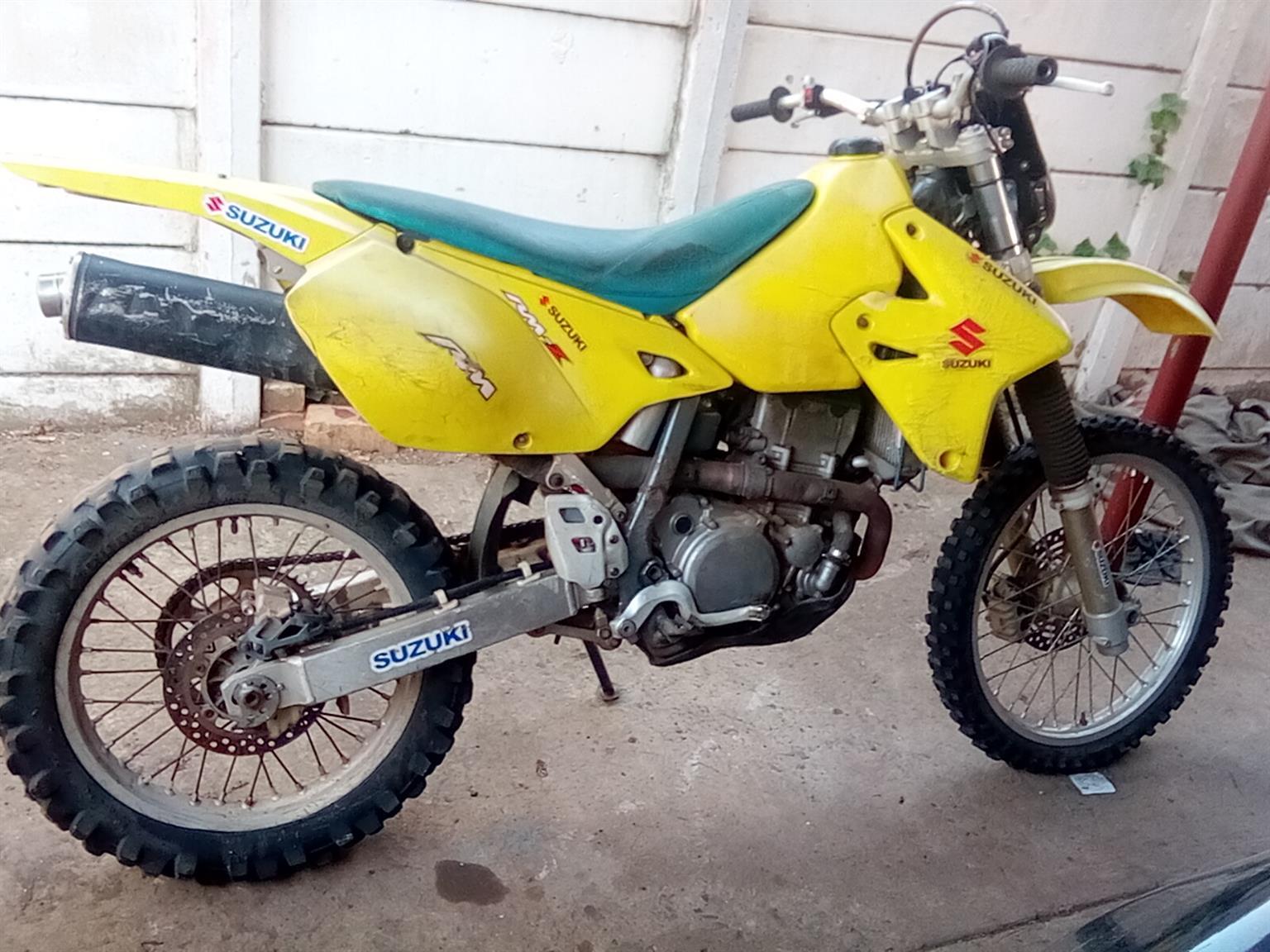 1998 Suzuki DR