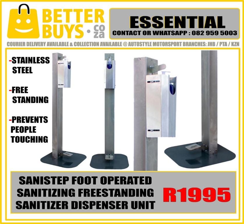 Senistep Dispensing Unit