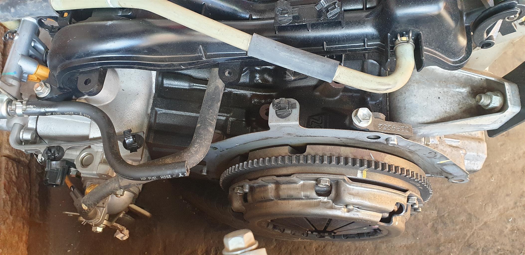 Selling Daihatsu Gran Max 2014 Complete ENGINE