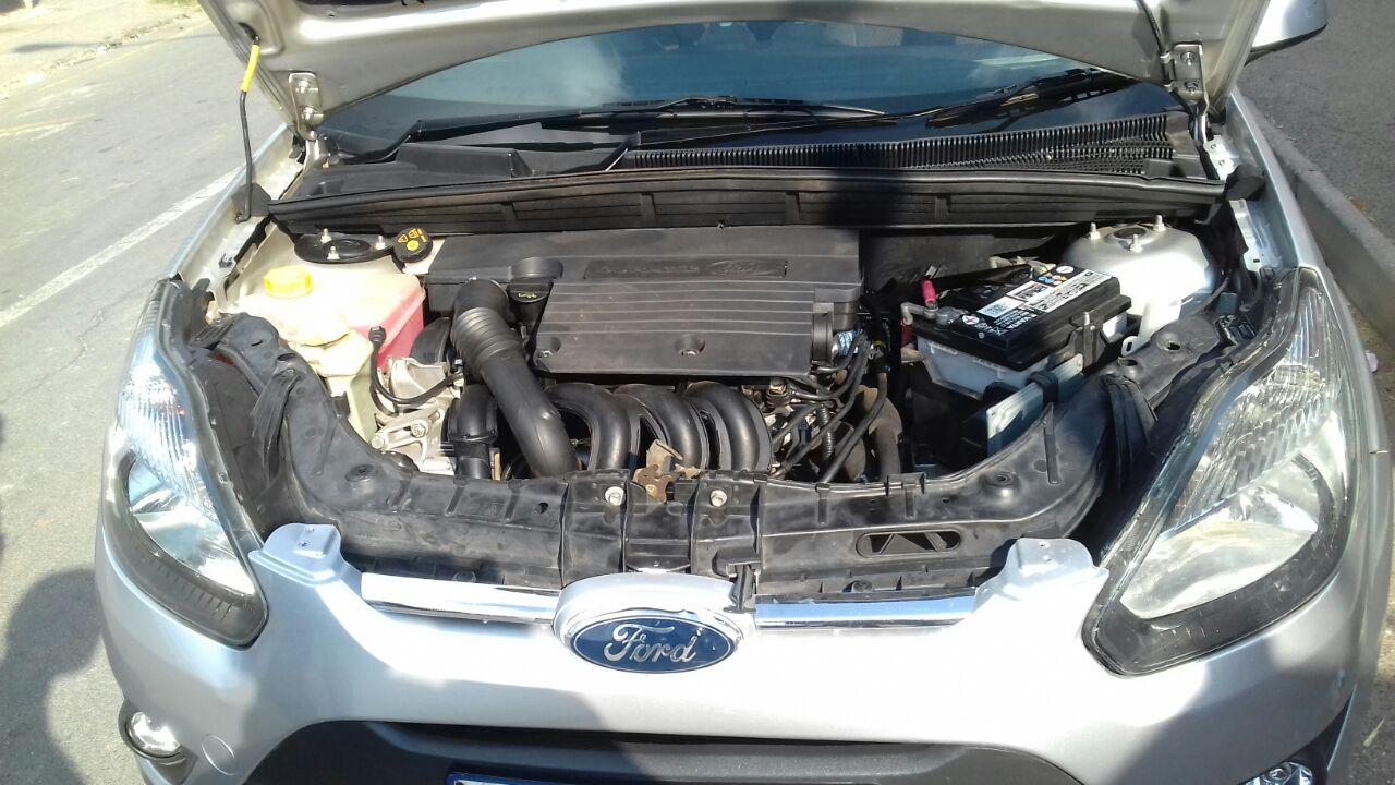 2011 Ford Figo 1.4 Trend