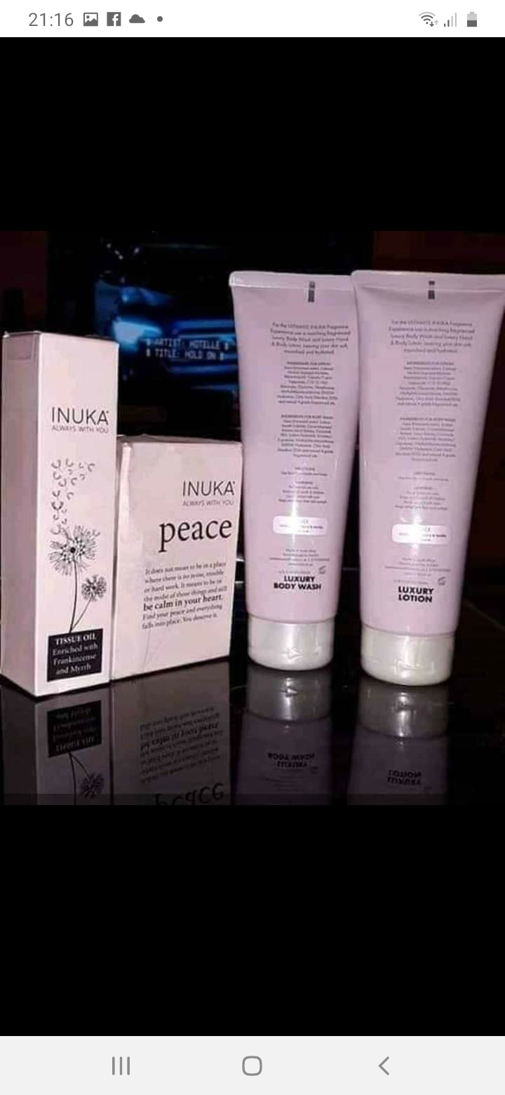 inuka products