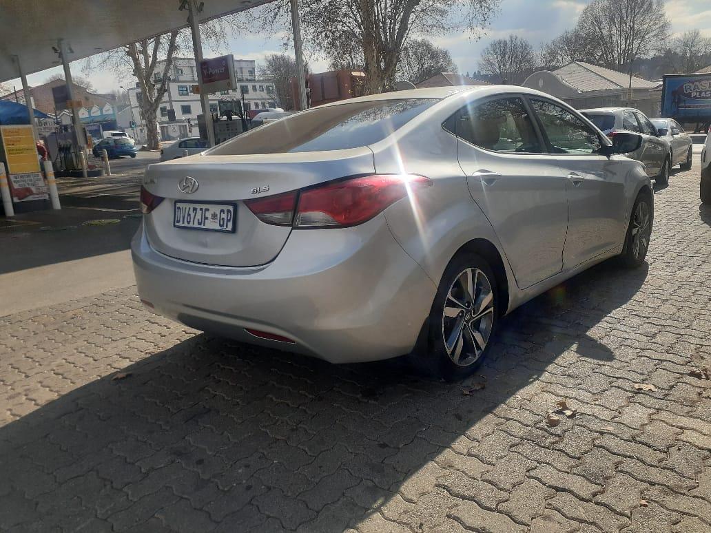 2015 Hyundai Elantra 1.6 GLS