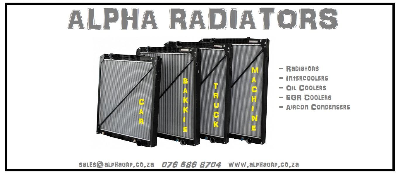 Alpha Radiators