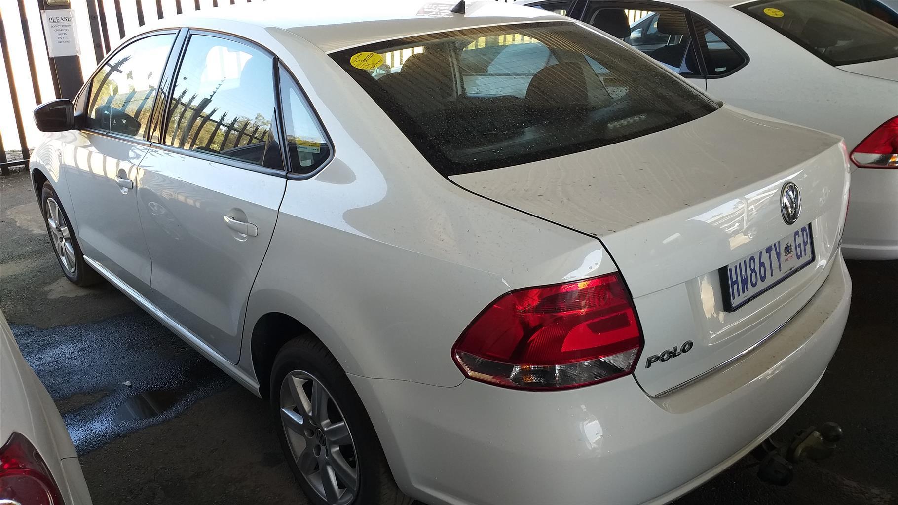 2014 VW Polo 1.6 Comfortline