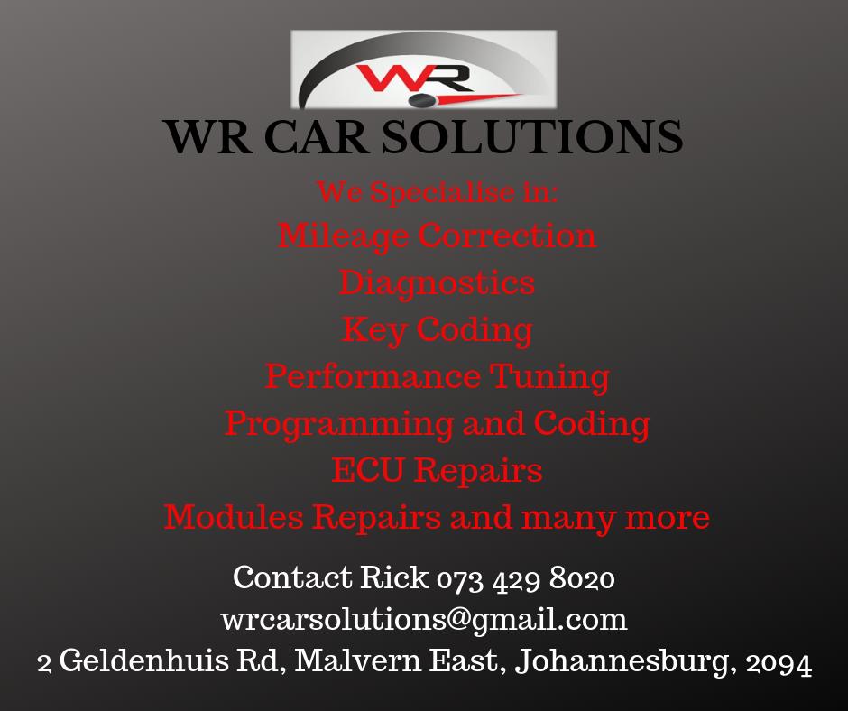 WR Car Solutions