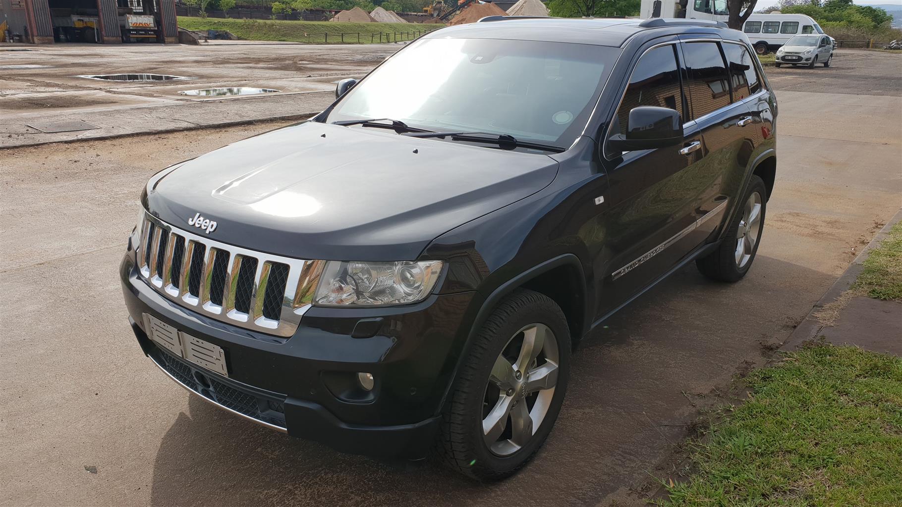 2013 Jeep Grand Cherokee 3.6L Overland