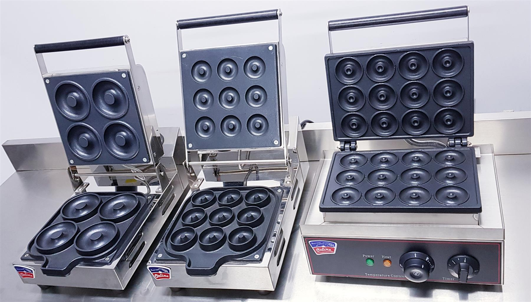 DONUT MAKER – AUTOMATIC DONUT MACHINE FOR SALE – ELECTRIC DONUT MACHINE – DINKY DONUT DROPPER