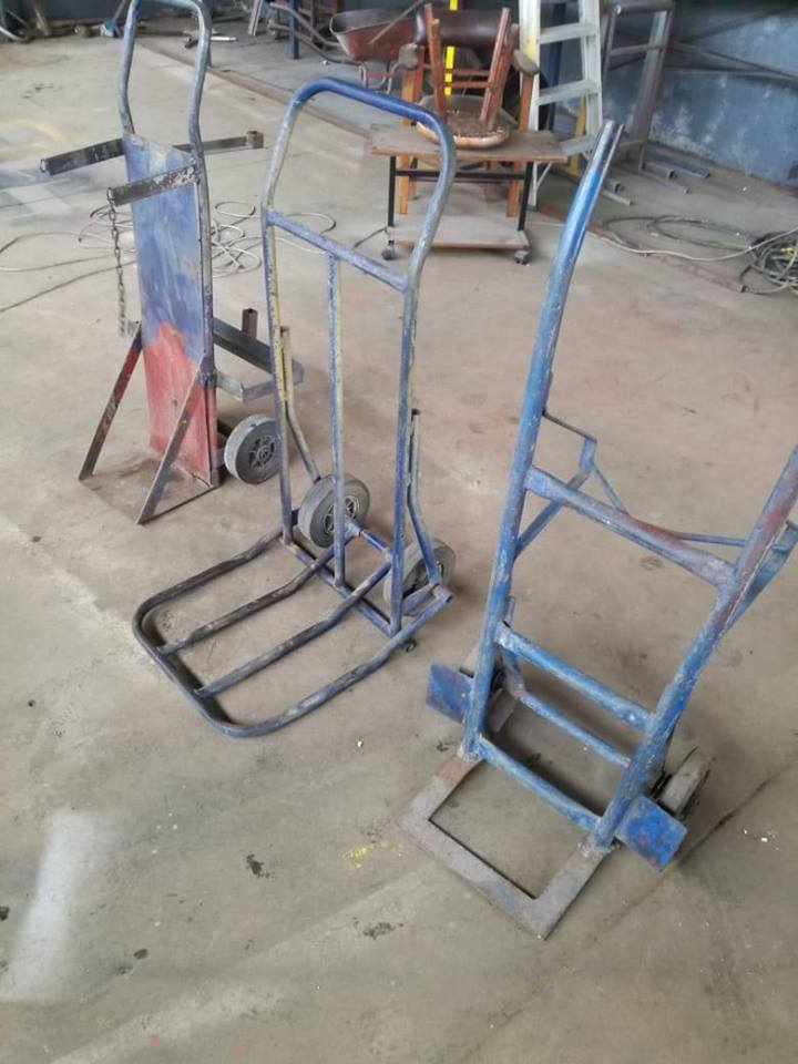 Various trolleys for sale