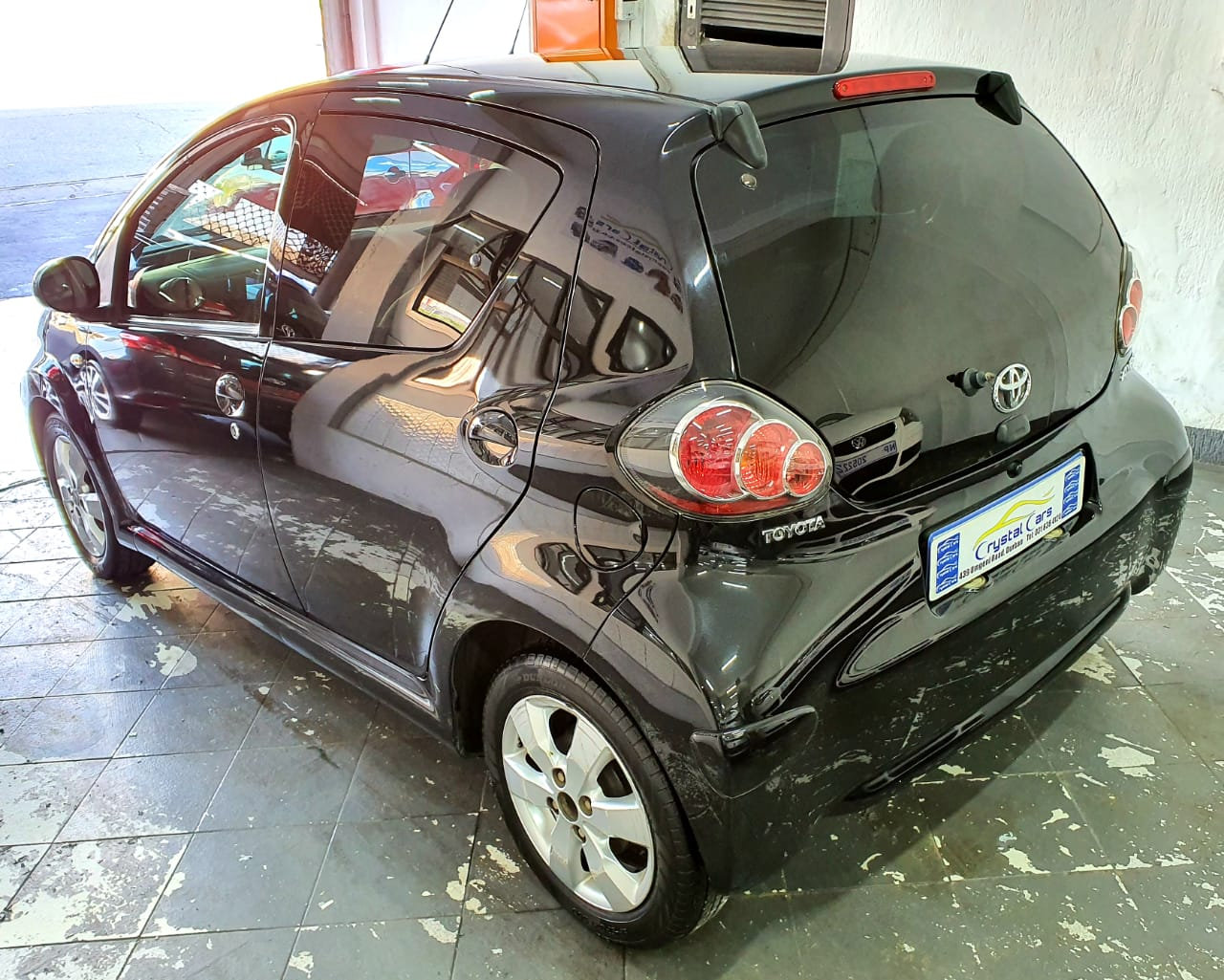 2012 Toyota Aygo 1.0