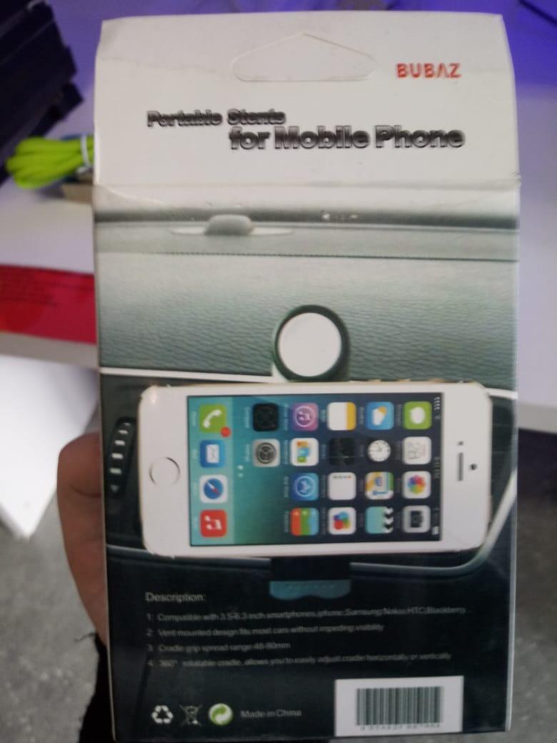 BEST SELLER: ADJUSTABLE PHONE MOUNT FOR MOBILE PHONE