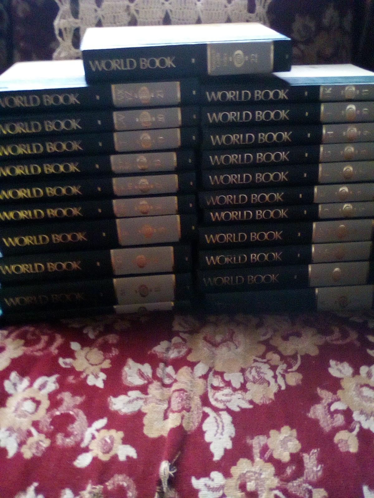 The world book of encyclopedias