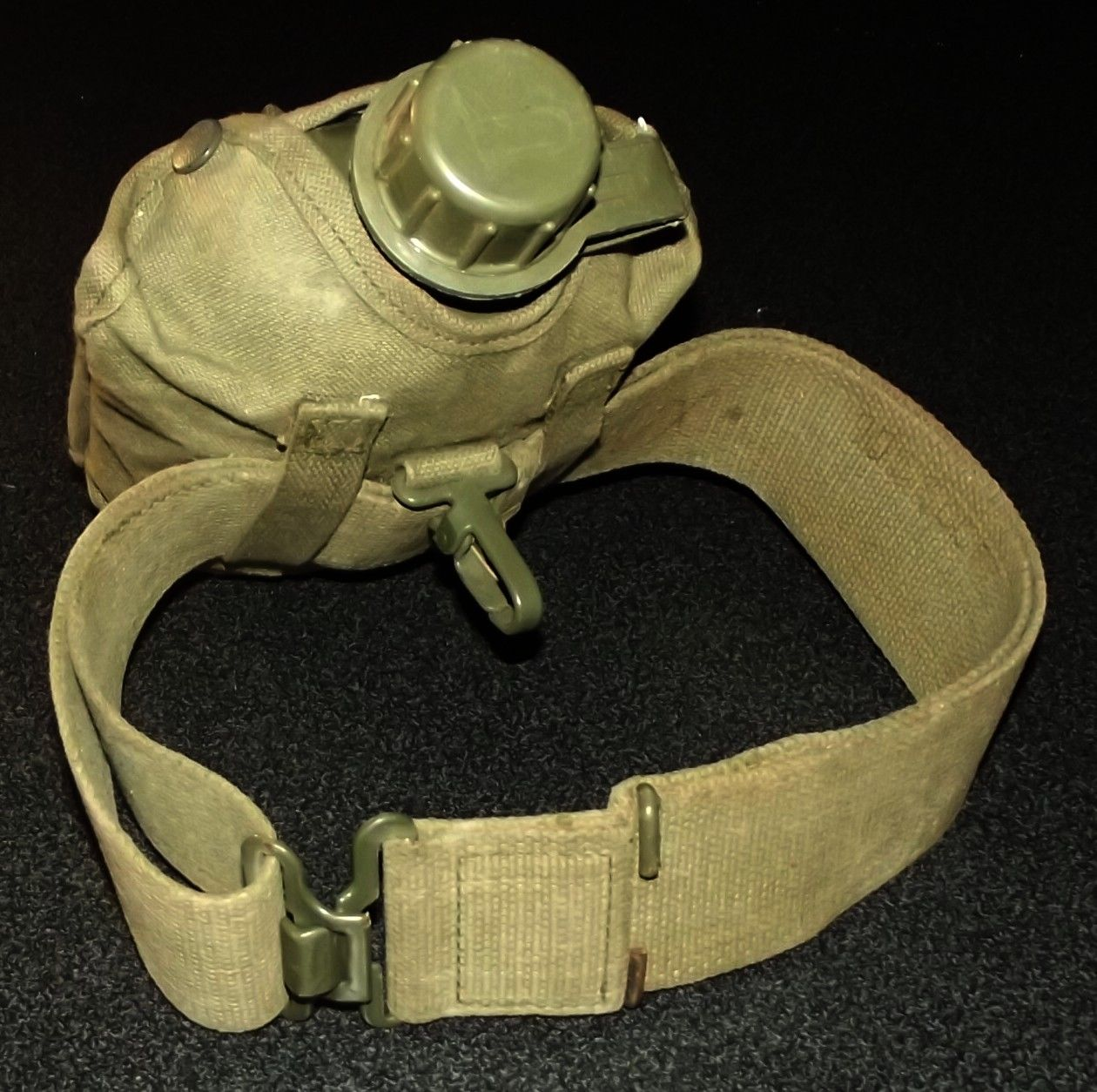 BT04 TARPAULIN ARMY BELT