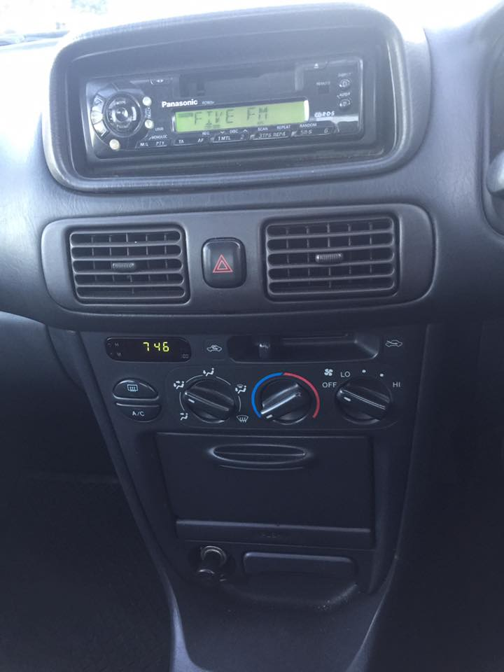 1997 Toyota Corolla 160GLE