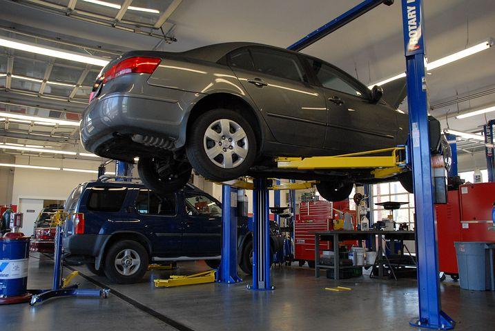 Vehicle Service and Maintenance